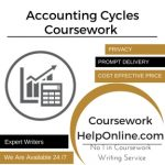 Accounting Cycles