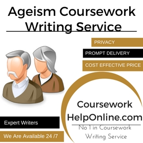 Ageism Coursework Writing Service