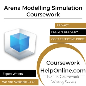 Arena Modelling Simulation Coursework Writing Service