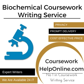 Biochemical Coursework Writing Service