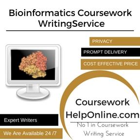 Bioinformatics Coursework Writing Service
