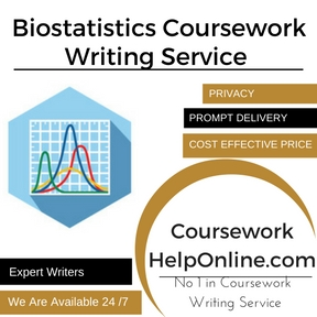 Biostatistics Coursework Writing Service