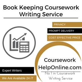 Book Keeping Coursework Writing Service