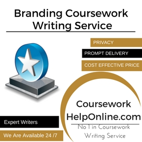 Branding Coursework Writing Service