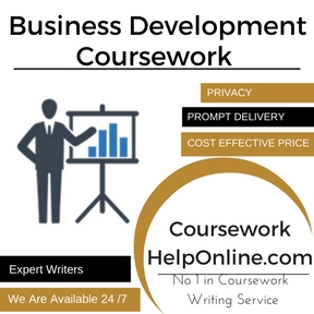 Business Development Coursework Writing Service