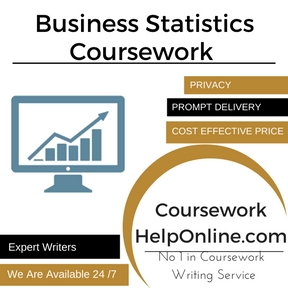 Business Statistics Coursework Writing Service