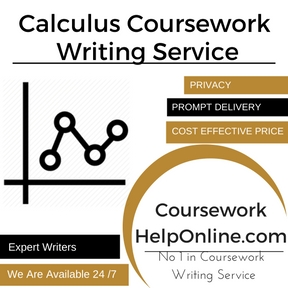 Calculus Coursework Writing Service