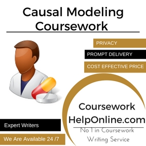 Causal Modeling Coursework Writing Service