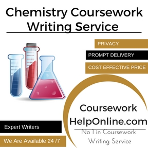 Chemistry Coursework Writing Service