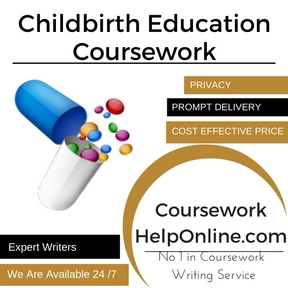 Childbirth Education Coursework Writing Service