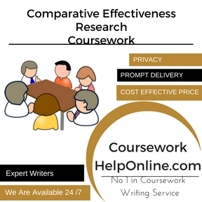 Comparative Effectiveness Research Coursework Writing Service