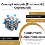 Concept Analysis (Framework)