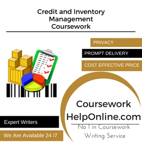 Credit and Inventory Management Coursework Writing Service.jpg