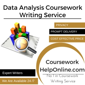 Data Analysis Coursework Writing Service