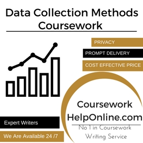 Data Collection Methods Coursework Writing Service
