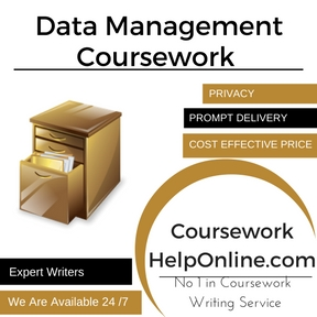 Data Management Coursework Writing Service