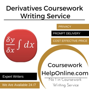 Derivatives Coursework Writing Service