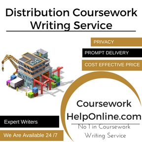 Distribution Coursework Writing Service