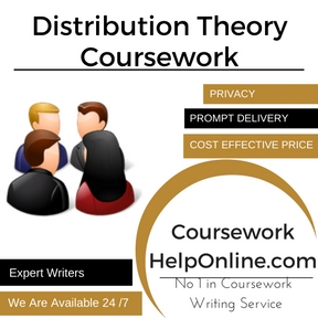 Distribution Theory Coursework Writing Service