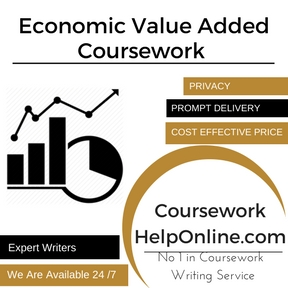 Economic Value Added Coursework Writing Service