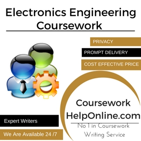 Electronics Engineering Coursework Writing Service