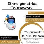 Ethno geriatrics