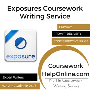 Exposures Coursework Writing Service