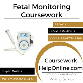 Fetal Monitoring Coursework Writing Service