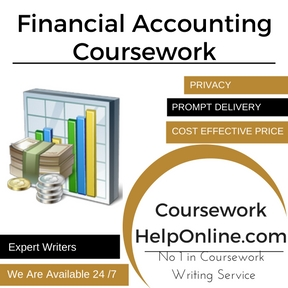 Financial Accounting Coursework Writing Service