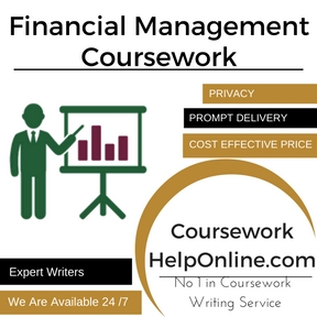 Financial Management Coursework Writing Service