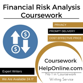 Financial Risk Analysis Coursework Writing Services
