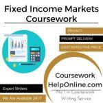 Fixed Income Markets