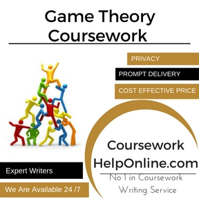 Game Theory Coursework Writing Service