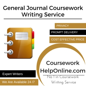 General Journal Coursework Writing Service