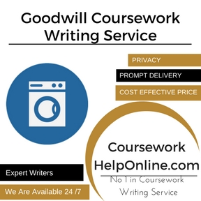 Goodwill Coursework Writing Service
