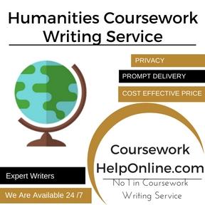 Humanities Coursework Writing Service