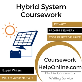 Hybrid System Coursework Writing Service