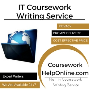 IT Coursework Writing Service