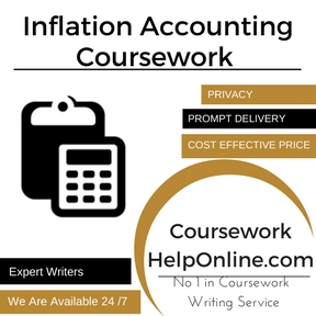 Inflation Accounting Coursework Writing Service