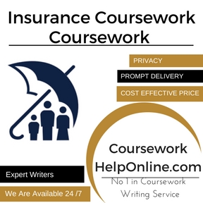 Insurance Coursework Coursework Writing Service