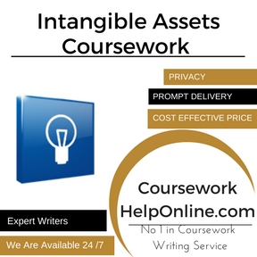 Intangible Assets Coursework Writing Service