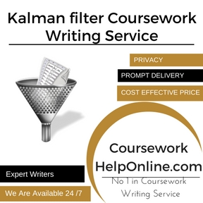 Kalman filter Coursework Writing Service
