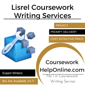 Lisrel Coursework Writing Services