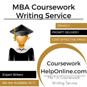 MBA Coursework Writing Service