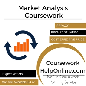 Market Analysis Coursework Writing Service