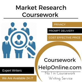 Market Research Coursework Writing Service