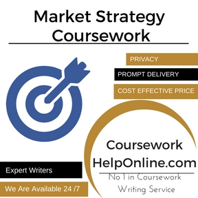 Market Strategy Coursework Writing Service