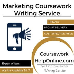 Marketing Coursework Writing Service
