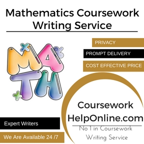 Mathematics Coursework Writing Service