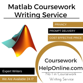 Matlab Coursework Writing Service